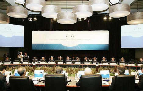 Vous n'aviez pas eu de compte rendu du G20 dans actualite g20