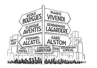 Chartre des services publics. Michel Vauzelle. agcsservicespublics