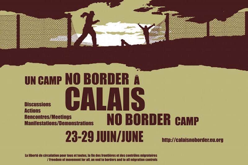 Border Line Humanity. dans actualite calais