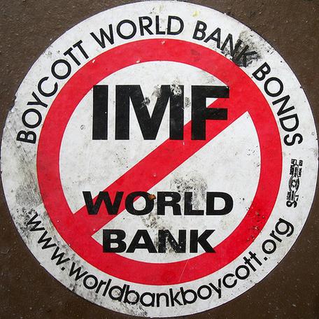 Le CADTM dénonce le soutien du FMI à la dictature hondurienne  dans actualite 807854968970