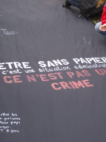 Le procès de l'incendie du Centre de Rétention Administrative de Vincennes dans actualite arton89
